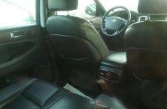 Hyundai Genesis 2009 Black