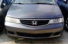 Foreign Used Honda Odyssey(Blue)