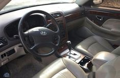 Hyundai Elantra XG 30 2001 Silver