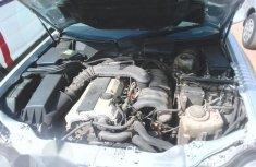 Mercedes-Benz E320 2003 Silver