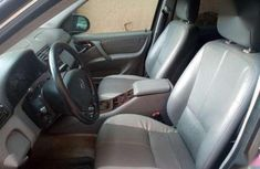 Registered 2001/02 model ML320 jeep very neat for sale.