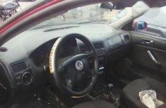 Volkswagen Bora 2002 Red