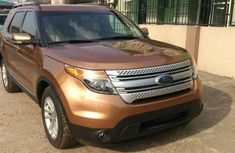 Well Maintained Ford Explorer 2012 For Sale