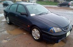 Good Used Toyota Avensis 2002 For Sale