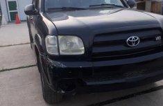 First Body Toyota Tundra Truck