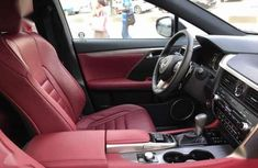 Lexus RX350 Model 2017