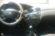 Well maintained Nigeria Used Ford Focus for a serious buyer
