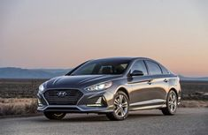 Hyundai Sonata 2018 Review