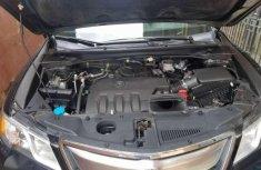 Super Clean Black 2013 Acura MDX