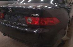 Tokunbo Acura TSX 2006 Black