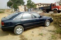 Mazda 626 1996 Blue