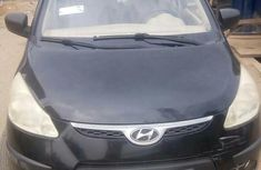 Hyundai i10 2009 Black