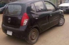 2009 Hyundai i10 manual