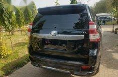 Toyota Land Cruiser Prado 2017 Black For Sale