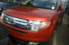 Ford Edge 2008 Petrol in good condition for sale