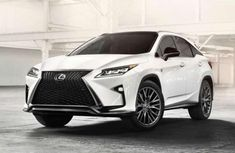 3-row Lexus RX 350L 2018 to be launched this November