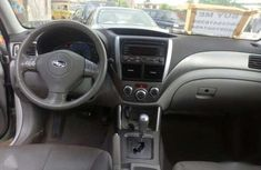 View super clean Subaru Forester 2009 model tokunbo