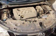 Super Clean Black 2010 Toyota Avensis