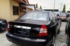 New Hyundai Verna 2012 Black