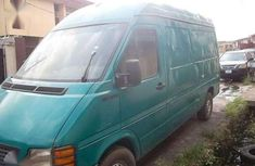 Volkswagen Lt 35 green color