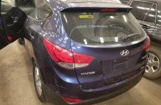 Hyundai ix35 2011 Blue