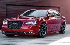 Chrysler 300 won 2018 Edmunds' Most Wanted award