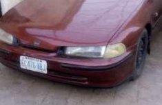 Honda Accord aka (Noblesse or Bullet)