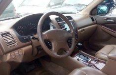Clean Acura MDX 2002 Gray