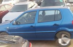 Volkswagen Polo 2001 Blue