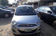 Hyundai I10 Silver 2013