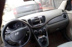 Clean Hyundai i10 2014 model