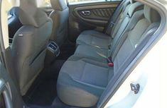 Tokunbo Ford Taurus SEL 2010 Silver