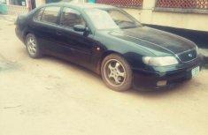 Lexus Gs300 2000 Black