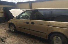Honda Odyssey 2001 Gold