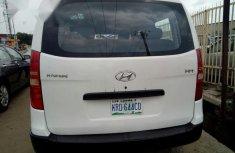 Clean Hyundai H1 2011 White