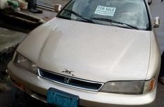 Honda Accord 1996 Gray