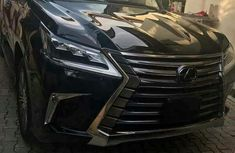 Lexus GX 570 2017 Black