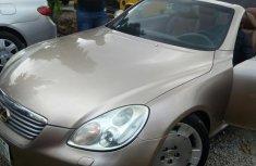 Lexus SC430 Convertible 2006