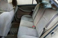 Toyota Corolla (2007) less than a year used