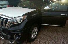 New Toyota Land Cruiser Prado 2017 Black