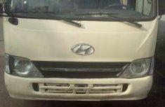 Clean Hyundai County 2013 White