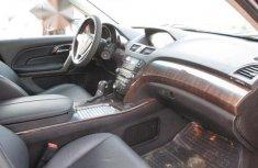 Used Clean Acura MDX 2013 Maroon