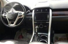 Clean Ford Edge 2012