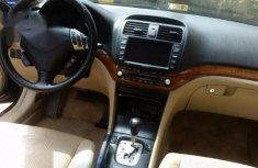 Acura TSX 2006 Green