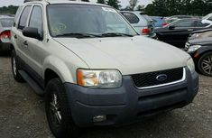 Well Maintained Ford Escape 2004 For Sale