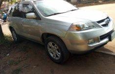 Acura MDX 2005 Gray