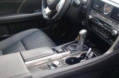 Lexus RX 350 AWD 2016 White