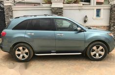 Clean Acura MDX 2008 Green For Sale