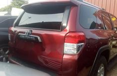2013 Toyota 4-Runner Red for sale