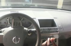 Nissan Maxima V6 2004 Black